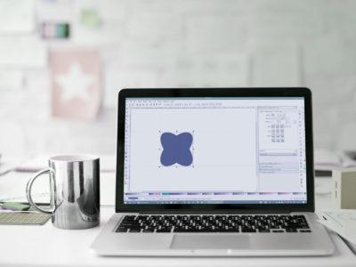 Reprezentarea punctului cruce în grafica digitală