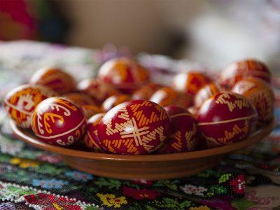 Ornamentica ouălor încondeiate
