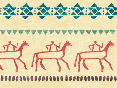 Calul și Călărețul în ornamentica românească și universală