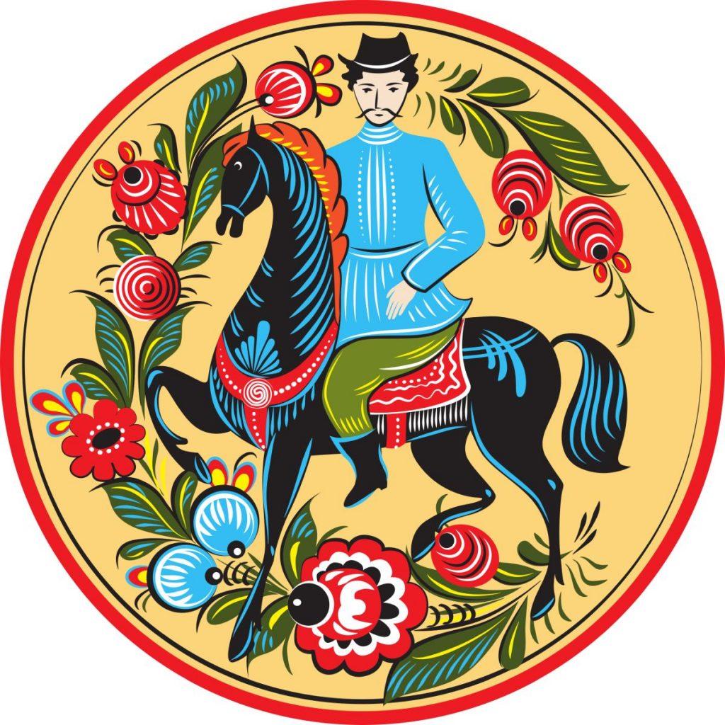 Calul si Calaretul rus