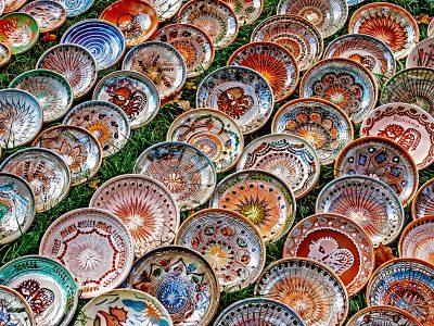 Motivele ornamentale ale ceramicii de Horezu