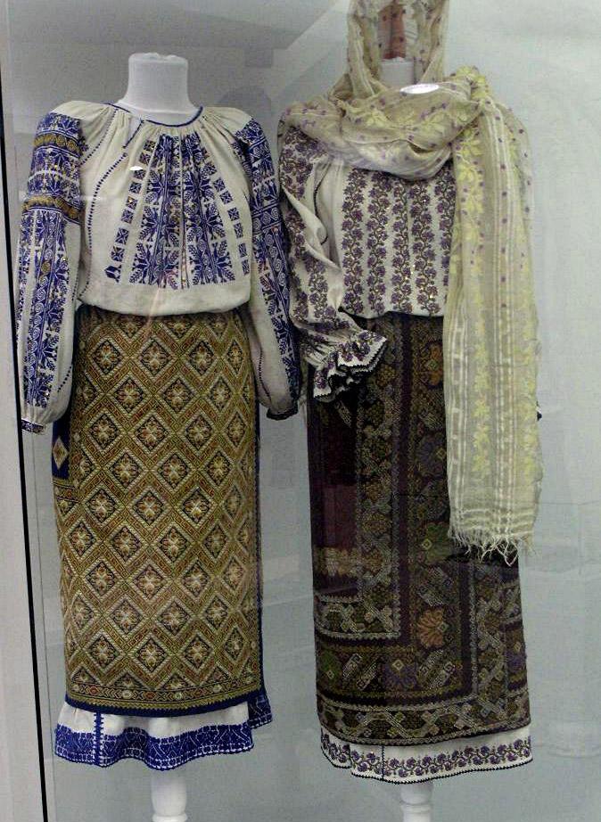 vechi costume muscelene